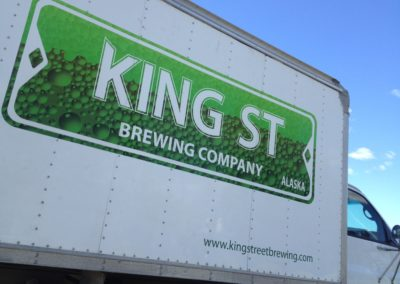 KING STR BEER